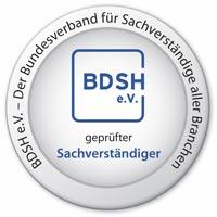 BDSH - Bundesverband Deutscher Sachverständiger